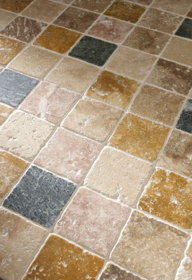 Nevada Trimpak Installs Brick Flooring Patterns Backsplash